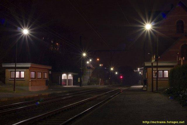 gare de genval quai ottignies © mathieu crauwels