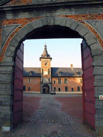 château de merode portail © jean-pol grandmont