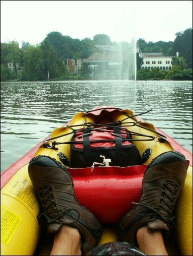 château du lac © bernard frippiat