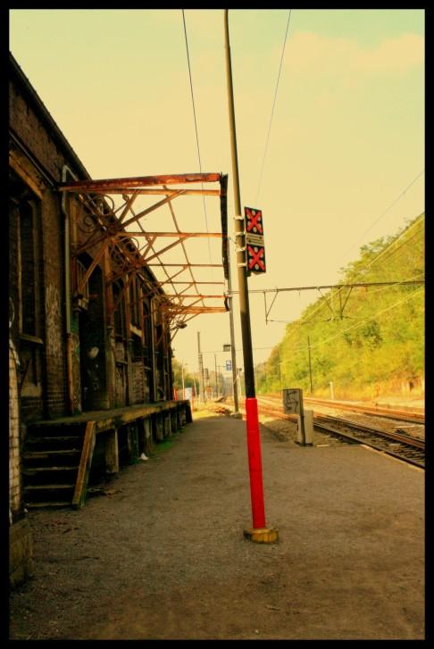 ancienne gare de genval © florie blaise