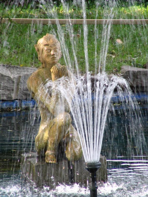 lac de genval fontaine © serkan duzler