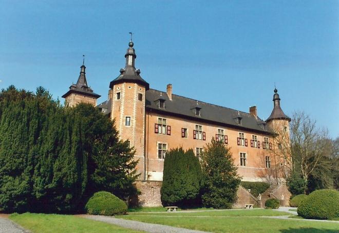 château de rixensart © josette verbois-thonnard