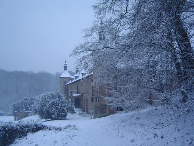château de rixensart © gilbert nauwelaers