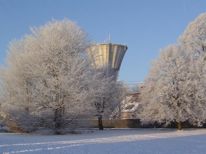 château d'eau de genval © gilbert nauwelaers