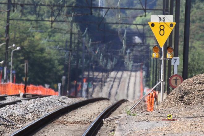 genval rail quand il fait chaud 23.08.09 © bruno marchal