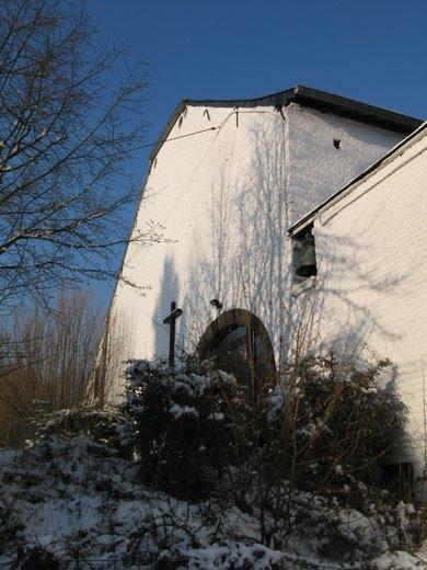 Eglise Saint-Etienne © Berna de Wilde