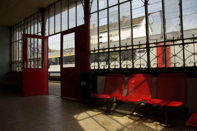 5 Gare de Rixensart © Eric de Séjournet