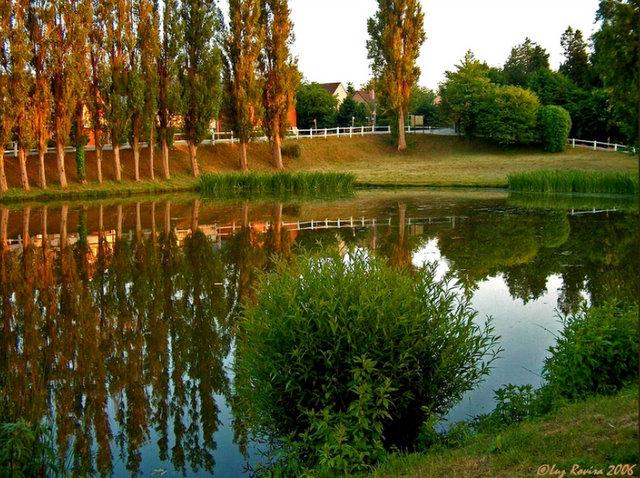 lac de genval © luz rovira