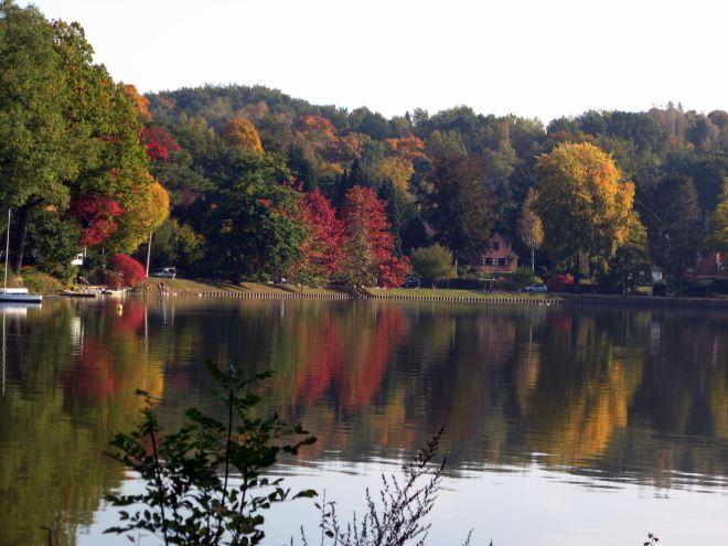 lac de genval automne 2008 © berna de wilde