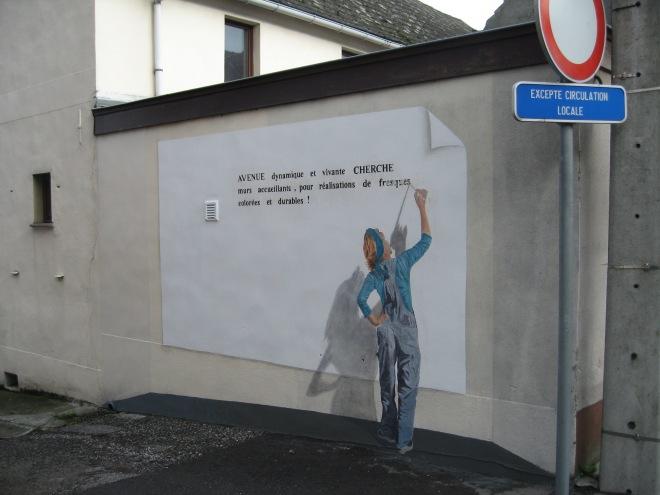 petite rue du vallon © clo fabri