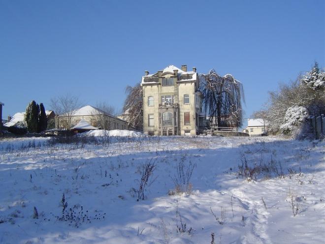 villa beau-site © gilbert nauwelaers