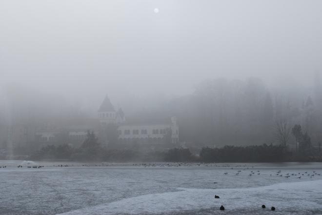 château du lac © gilbert nauwelaers