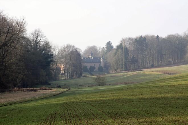 château de rixensart © françois baclin