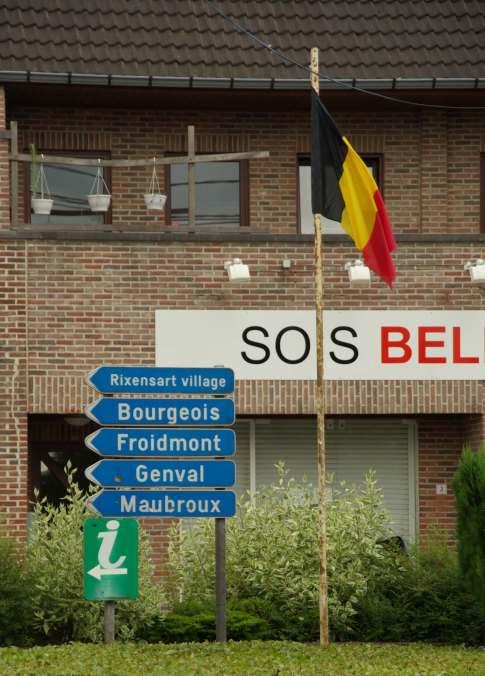 SOS BELGIQUE © Eric de Séjournet