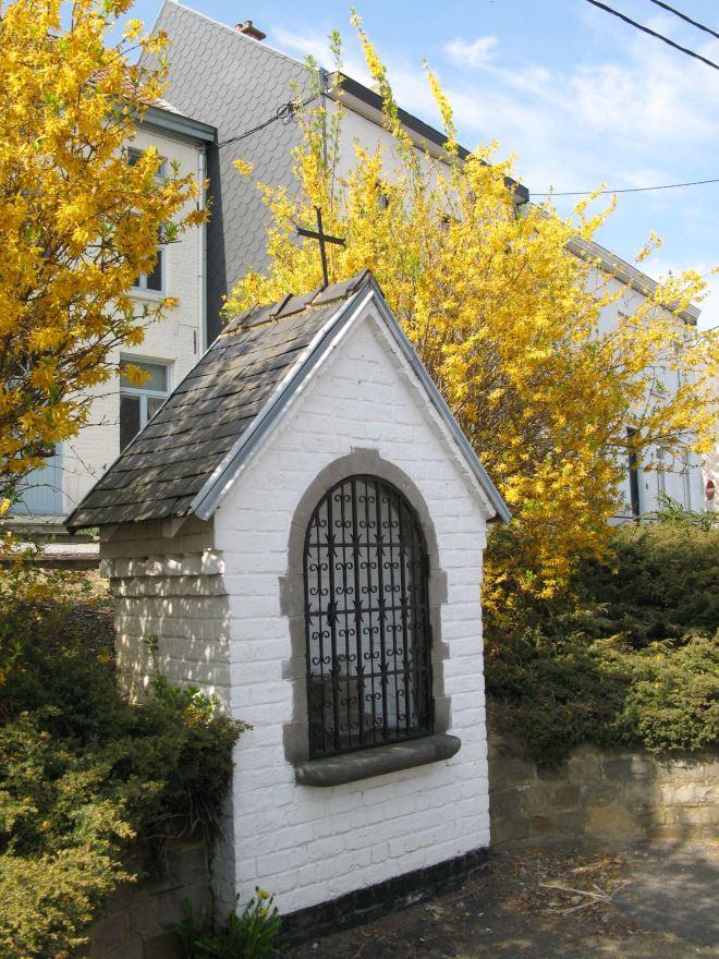 chapelle saint-roch © berna de wilde