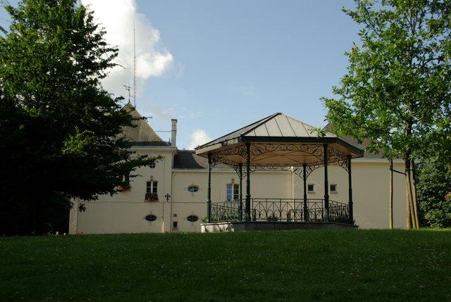 Kiosque du Château du Héron © Eric de Séjournet