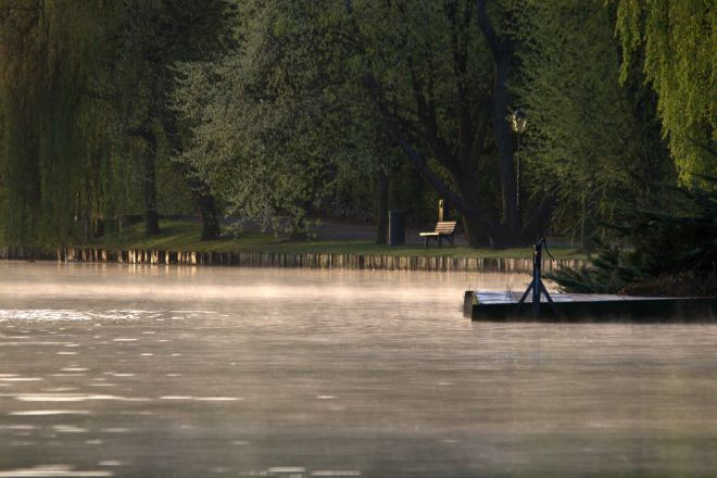 9 lac de genval 2011 © gilbert nauwelaers