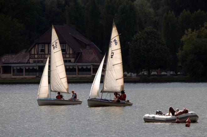 lac de genval 2 © gilbert nauwelaers