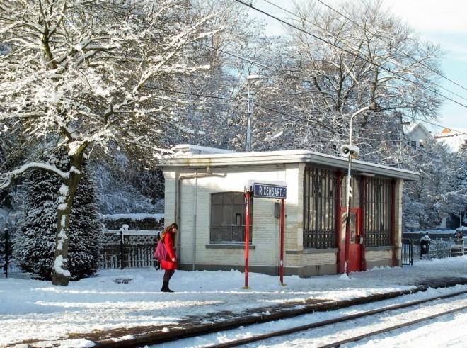 Gare de Rixensart 20.12.2010 © Henry van Mons