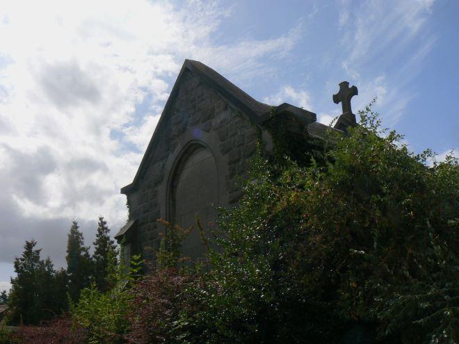cimetière de rixensart © monique d'haeyere