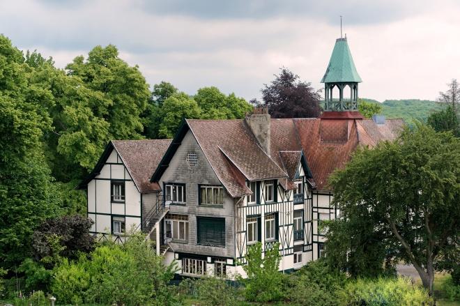 résidence normandy à genval 20110515 © patrick bostyn