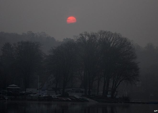 lac de genval 3.2013 © gilbert nauwelaers
