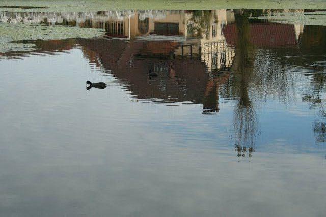 lac de genval châlet normand 10 © andré riche