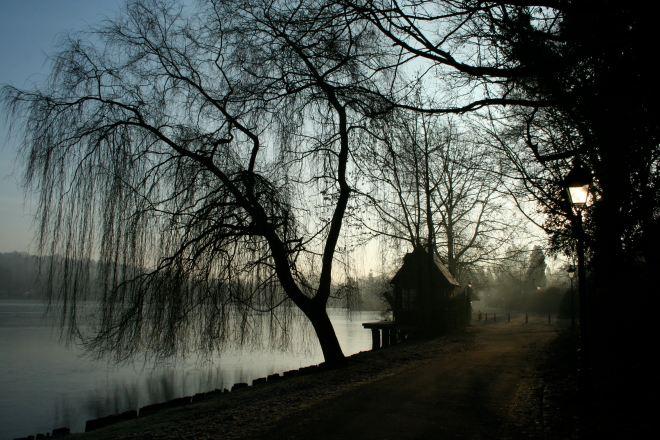 lac de genval f © andré riche