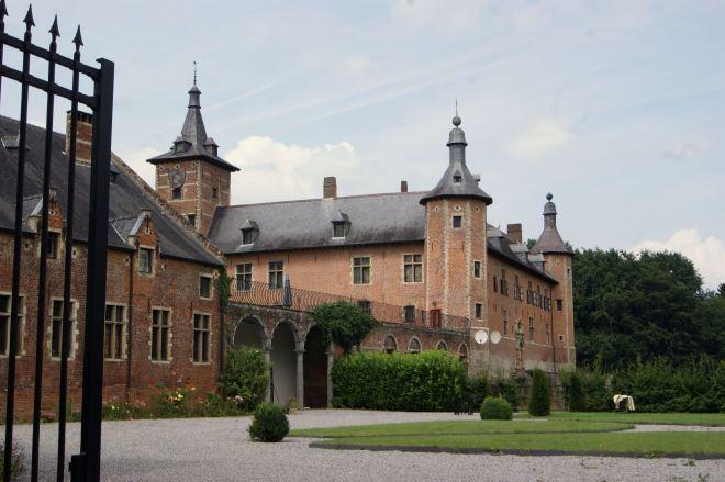 Château de Rixensart D 8.2014 © Monique D'haeyere - 4