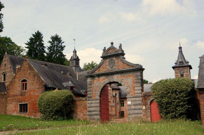 Château de Rixensart D 8.2014 © Monique D'haeyere - 6