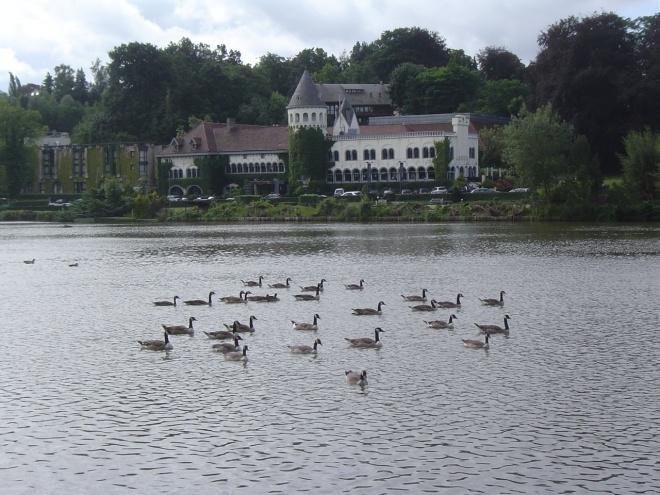 lac de genval © gilbert nauwelaers