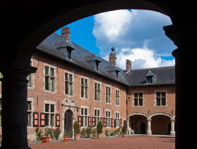 château de rixensart 3 9.2013 © cedric muscat