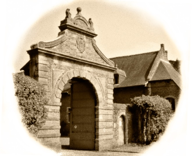 château de rixensart (camera obscura) © cedric muscat