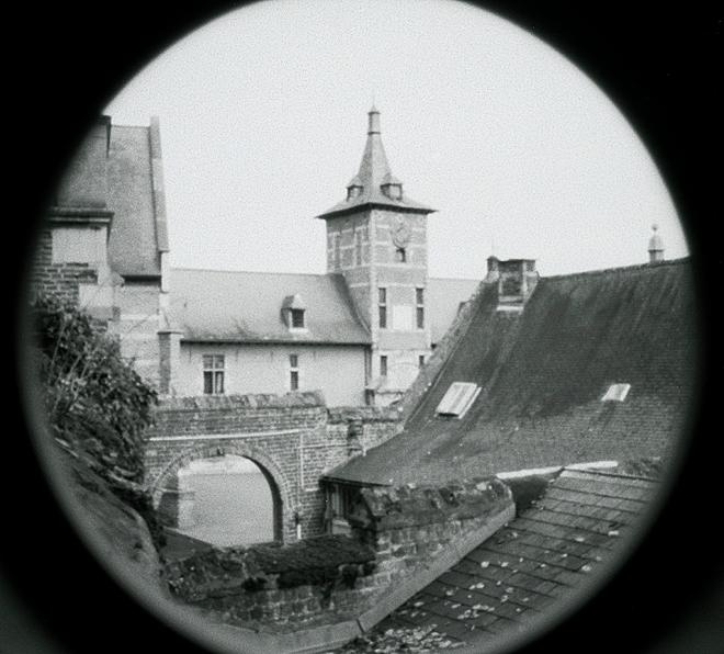 château de rixensart (camera obscura) 1 © cedric muscat
