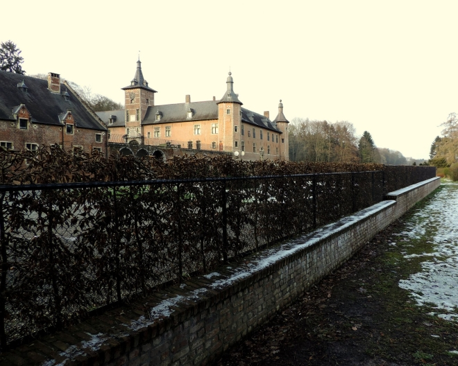 Château de Rixensart 12.2014 © Christian Petit