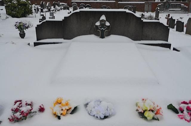 cimetière de genval 1.2013 © virginie de winde