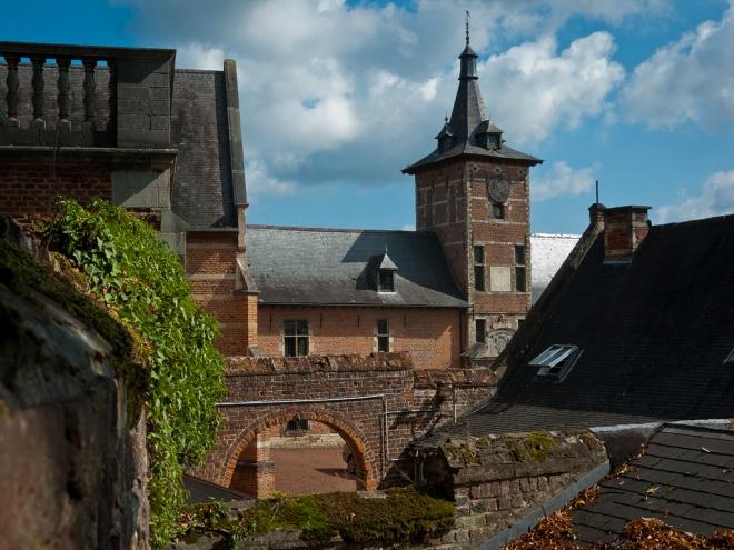 Château de Rixensart 8.2014 © Cedric Muscat