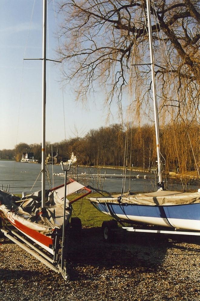 yacht club de genval or © josette verbois-thonnard