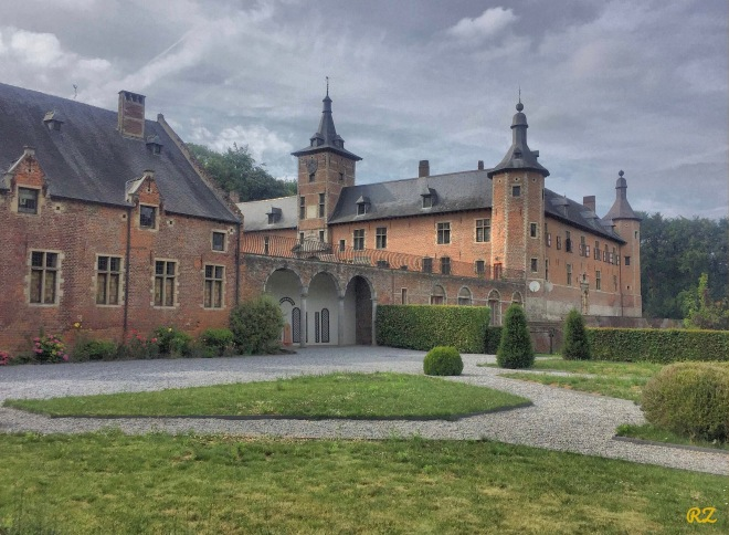 700 Château de Rixensart 7.2019 © Roland Zanasi