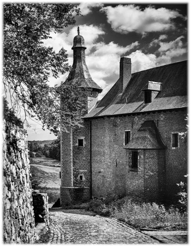 705 Château de Rixensart 7.2019 © Cedric Muscat