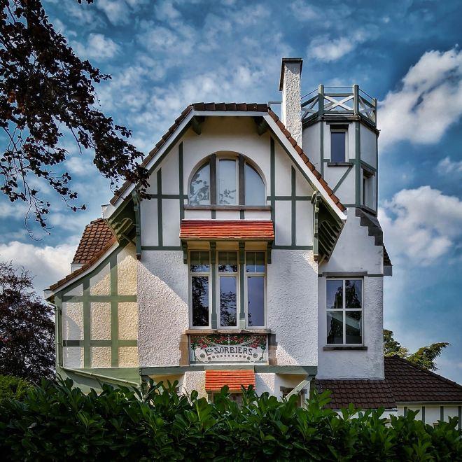 Villa Les Sorbiers Genval 7.2019 © Frederic Peetroons